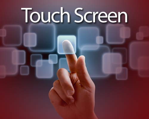 #touchScreen